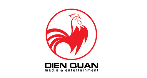 Logo Điền Quân Media & Entertainment