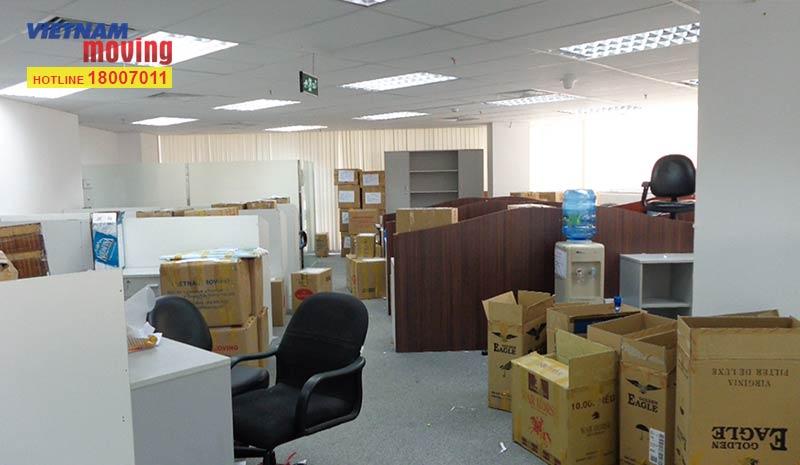 Dự án chuyển văn phòng ITL Corporation 6