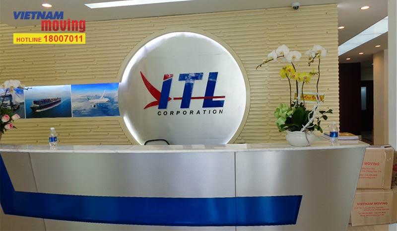 Dự án chuyển văn phòng ITL Corporation