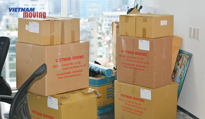 Dự án chuyển văn phòng công ty Lazada Việt Nam 5