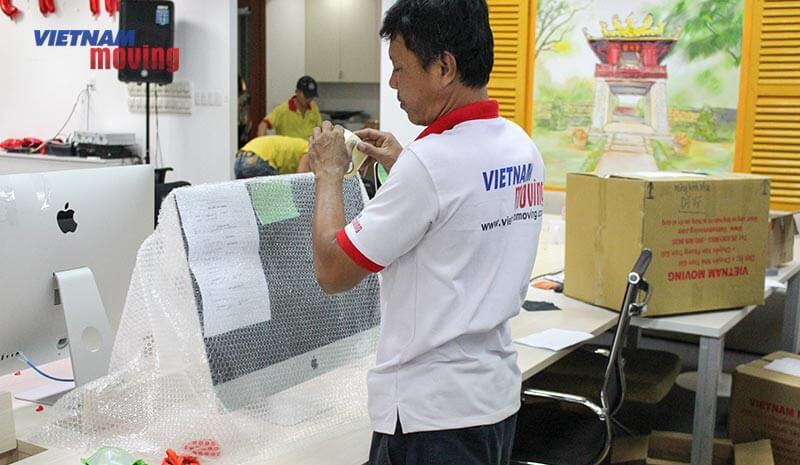 Dự án chuyển văn phòng công ty shopee Việt Nam 6