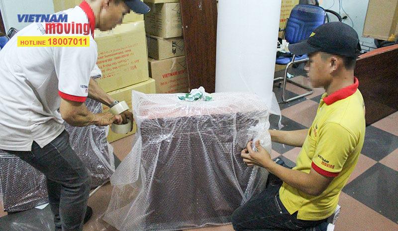 Dự án chuyển văn phòng công ty Truyền hình cáp Việt Nam VTV Cab 3
