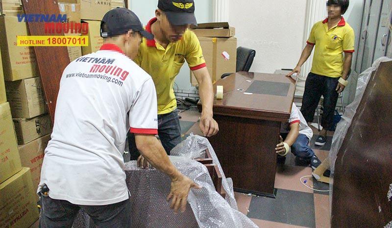 Dự án chuyển văn phòng công ty Truyền hình cáp Việt Nam VTV Cab 4