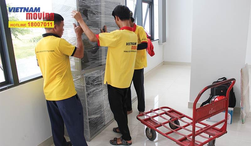 Dự án chuyển văn phòng công ty Yakult Việt Nam 18