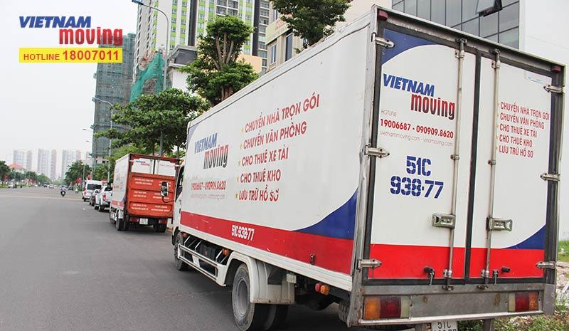 Dự án chuyển văn phòng công ty Yakult Việt Nam 20