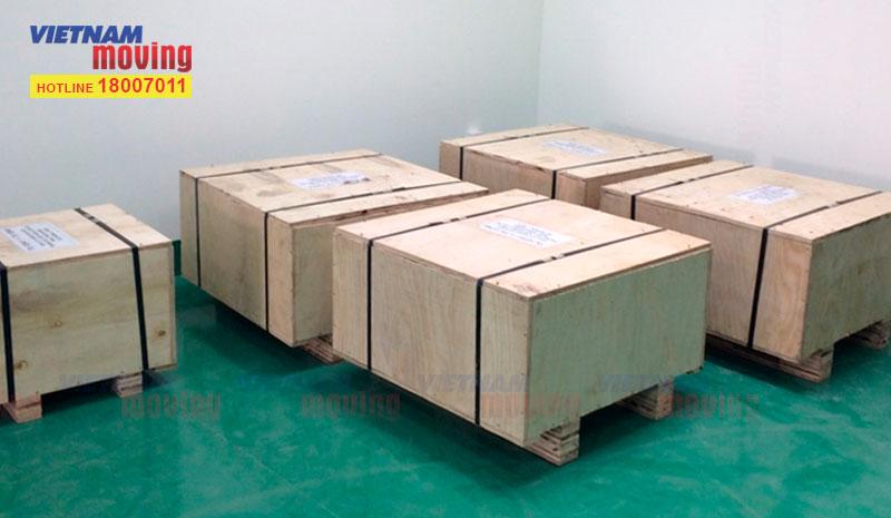 Dự án chuyển hàng ở Kho xưởng Công Ty TNHH Trúc Xuân 8