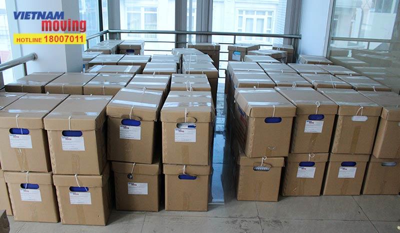 Dự án vận chuyển công ty iCare Benefits Việt Nam 2
