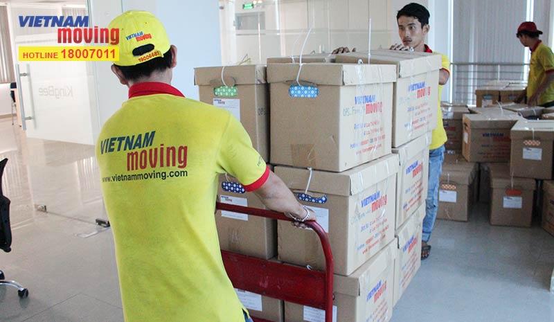 Dự án vận chuyển công ty iCare Benefits Việt Nam 4