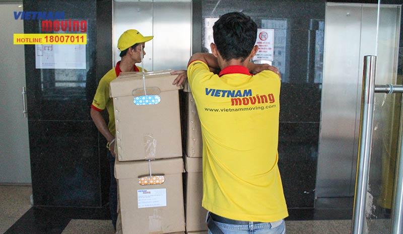 Dự án vận chuyển công ty iCare Benefits Việt Nam 5