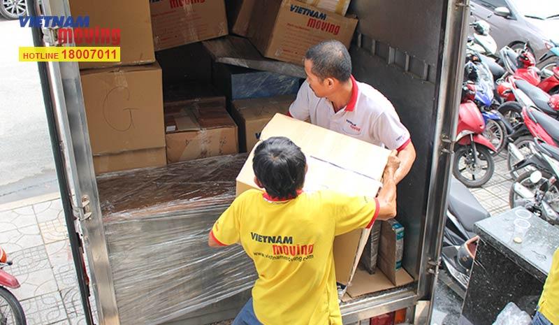 Dự án chuyển văn phòng công ty Living Style Việt Nam 10