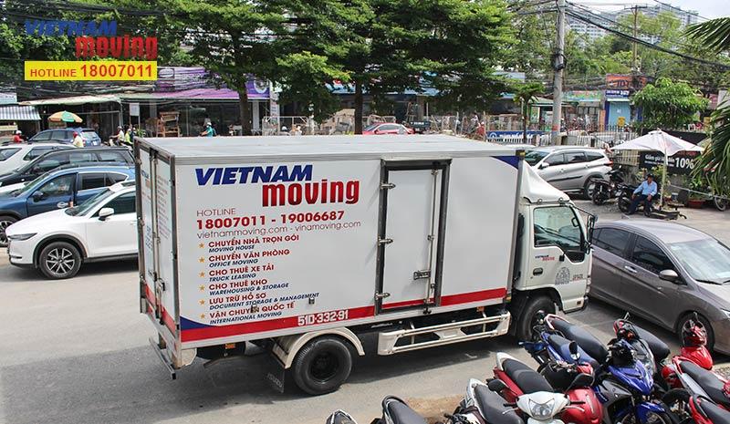 Dự án chuyển văn phòng công ty Living Style Việt Nam 11