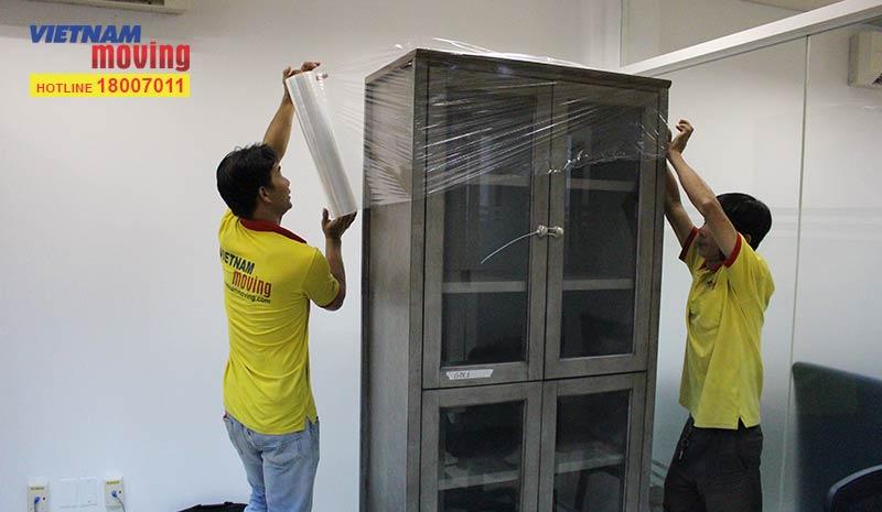 Dự án chuyển văn phòng công ty Living Style Việt Nam 2