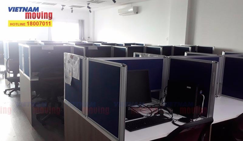Dự án chuyển văn phòng Công ty APS VN 6