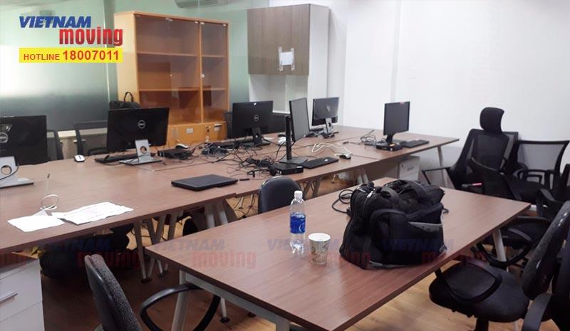 Dự án chuyển văn phòng Công ty APS VN 7