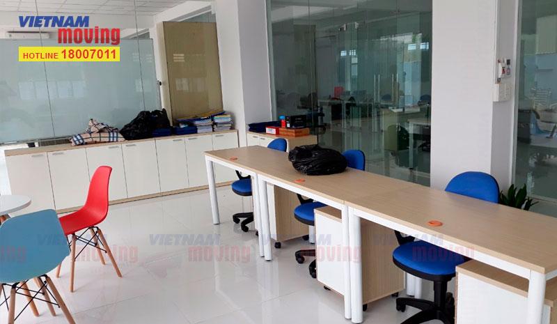 Dự án chuyển văn phòng công ty cổ phần nhân lực quốc tế ICO-ICOManpower 5