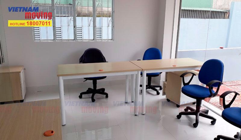 Dự án chuyển văn phòng công ty cổ phần nhân lực quốc tế ICO-ICOManpower 7