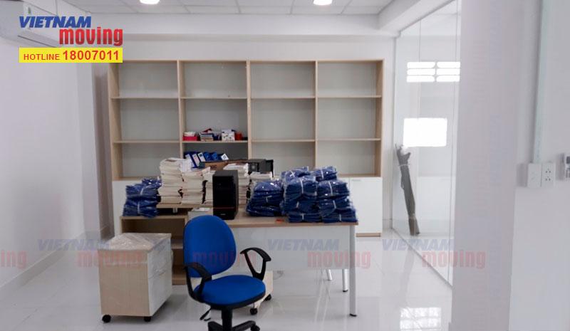 Dự án chuyển văn phòng công ty cổ phần nhân lực quốc tế ICO-ICOManpower 8