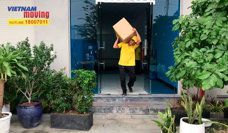 Dự án chuyển văn phòng công ty CP ĐT Hạ Tầng Kỹ Thuật TPHCM (CII) 6