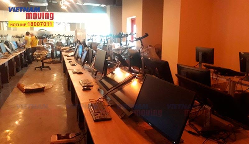 Dự án chuyển văn phòng Công ty CP DV TM Tổng hợp Vincommerce - Đợt 2 1