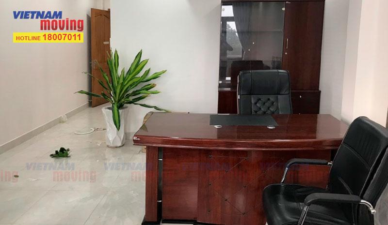 Dự án chuyển văn phòng công ty VTV Cab Việt Nam 14