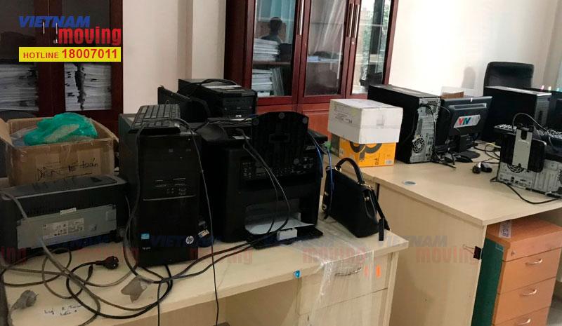 Dự án chuyển văn phòng công ty VTV Cab Việt Nam 8