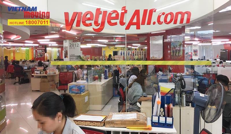 Dự án vận chuyển công ty cổ phần hàng không Vietjet 1
