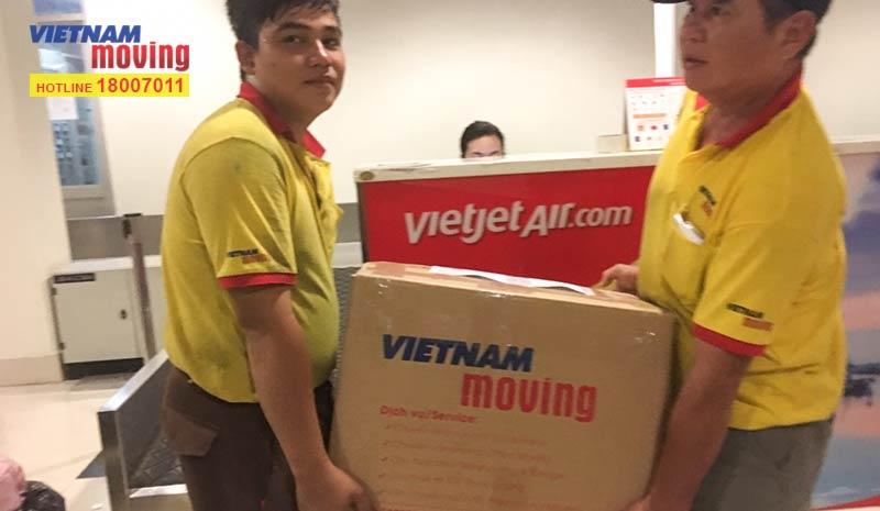 Dự án vận chuyển công ty cổ phần hàng không Vietjet 3