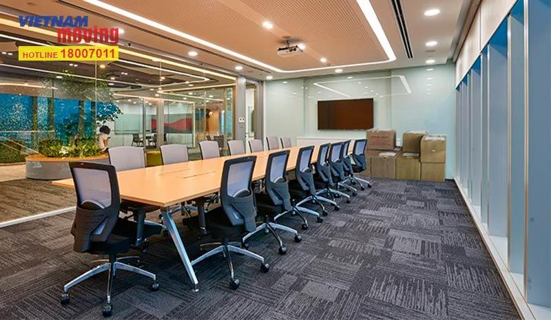Dự án chuyển văn phòng công ty giải trí và thể thao điện tử Việt Nam | Vietnam Esports | Garena 1