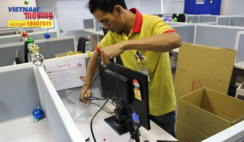 Dự án chuyển văn phòng công ty giải trí và thể thao điện tử Việt Nam | Vietnam Esports | Garena 4