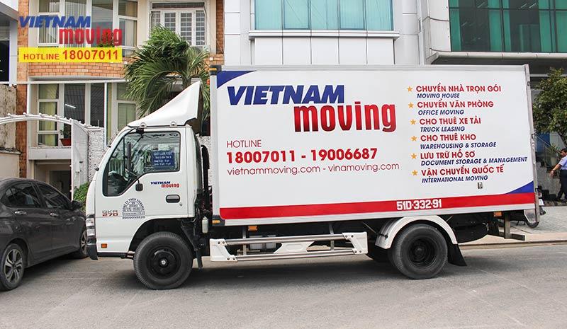 Dự án chuyển văn phòng công ty Whalen Furniture Việt Nam 10