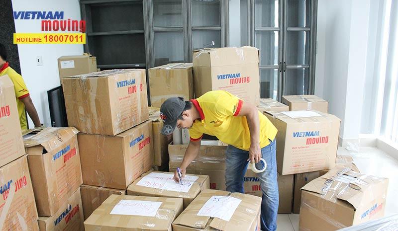 Dự án chuyển văn phòng công ty Whalen Furniture Việt Nam 5