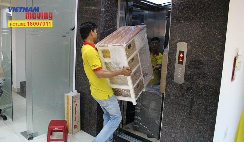Dự án chuyển văn phòng công ty Whalen Furniture Việt Nam 6