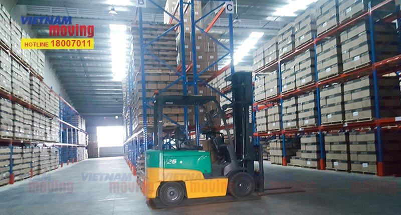 Hệ thống kho Vietnam Moving - Cách tìm địa chỉ cung cấp dịch vụ cho thuê kho uy tín tại TPHCM
