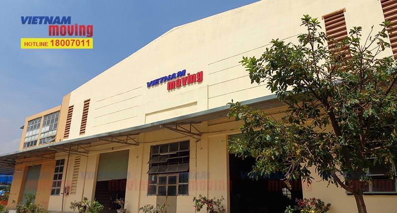 Dịch vụ cho thuê kho ở ngoại ô TPHCM