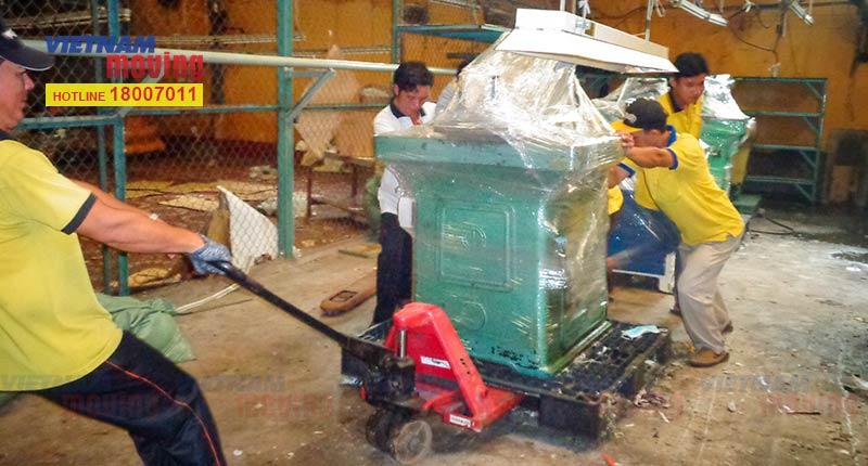 Dịch vụ chuyển kho xưởng nào uy tín nhất hiện nay tại TPHCM
